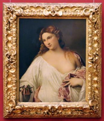 Flora, by Titian