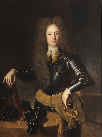 Niccolò Cassana - Portrait of the Grand Duke Ferdinando de' Medici