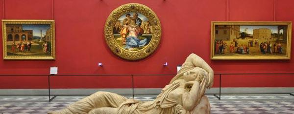 Sala 35 di Michelangelo
